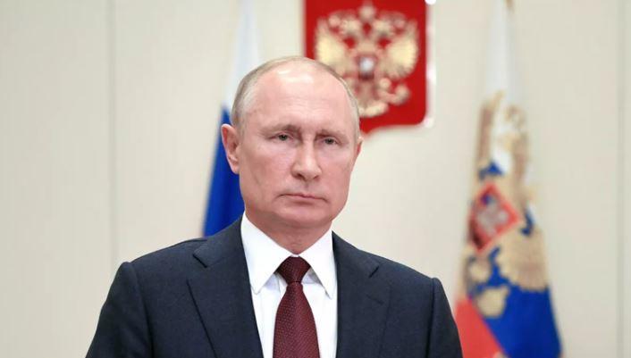 Путин заявил о проведении голосования по Конституции 1 июля thumbnail