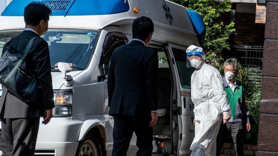 В Токио отмечен резкий скачок заболеваемости COVID-19 thumbnail