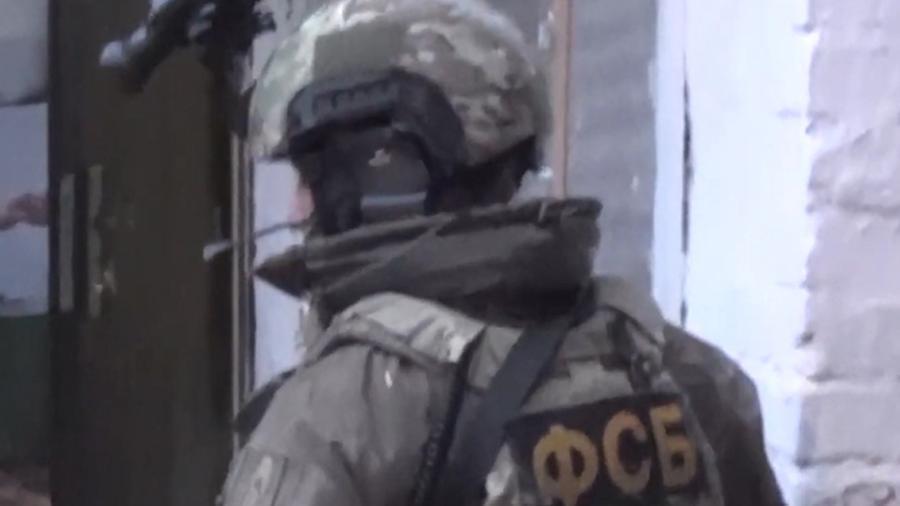 В Крыму за незаконное пересечение границы задержан украинский военный thumbnail