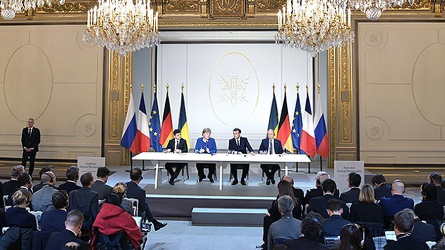 Глава МИД Украины анонсировал скорую встречу «нормандской четверки» thumbnail