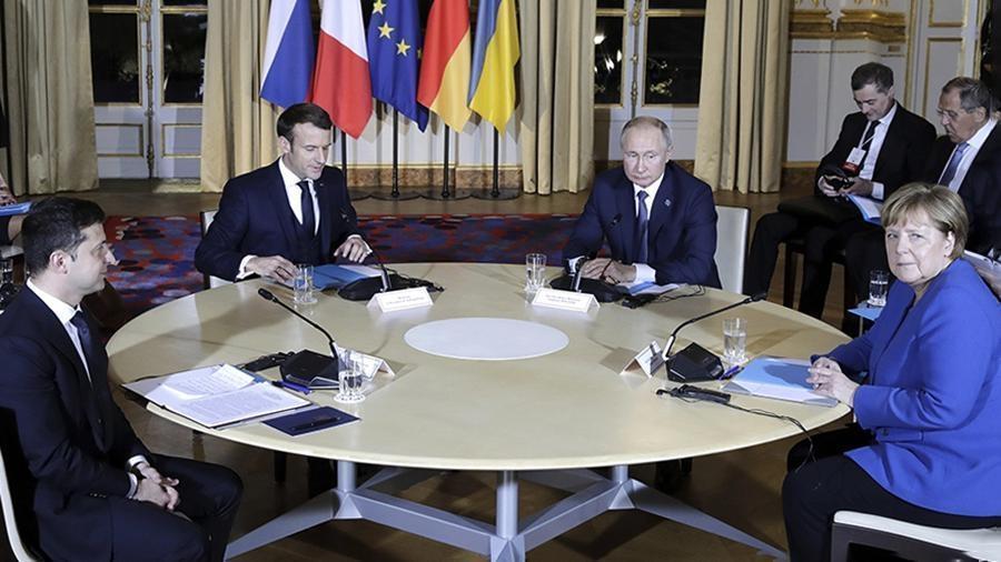 России не сообщали о планирующемся саммите «нормандской четверки» thumbnail