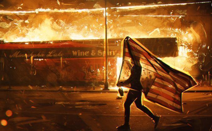 Политолог рассказал, отправит ли Трамп армию на подавление беспорядков в США thumbnail