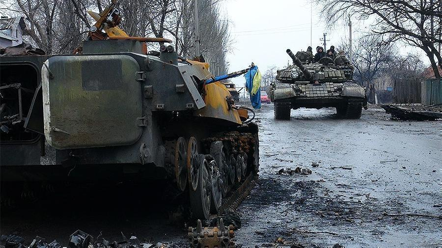 МИД РФ прокомментировал идею провести переговоры по Донбассу без России thumbnail