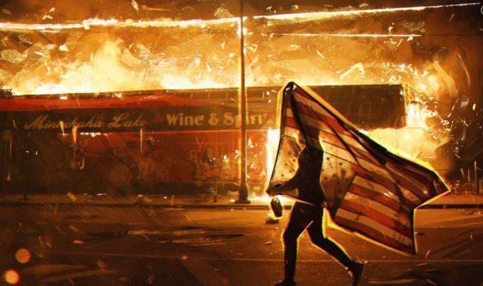 Американист объяснил, кто стоит за организацией погромов в США thumbnail