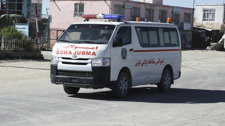 11 полицейских погибли из-за взрыва бомбы в Афганистане thumbnail