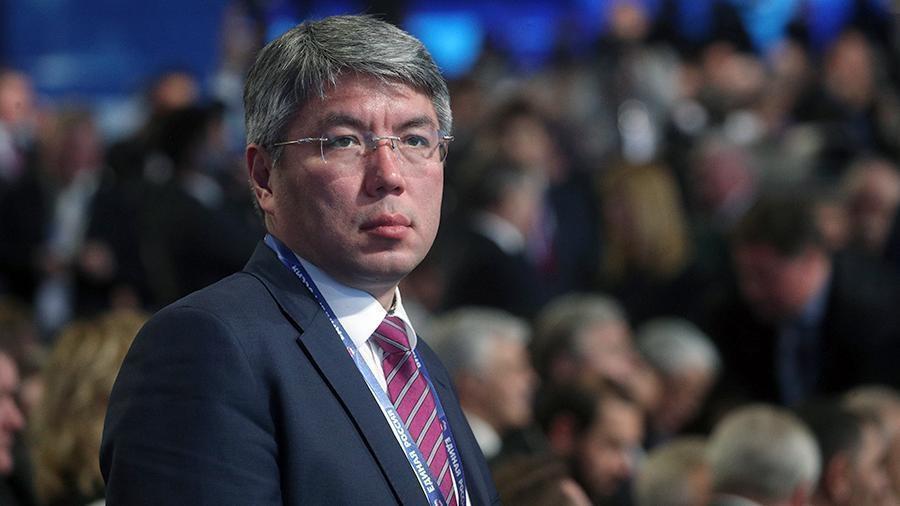 Путин спросил у главы Бурятии о «потере» 400 млн рублей thumbnail