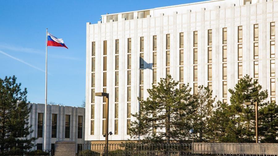 Посольство РФ призвало США прекратить пугать «российской угрозой» 1