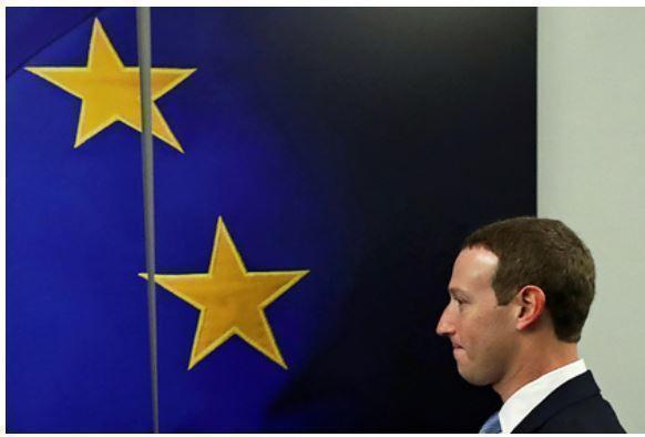 Марк Цукерберг обеднел на 7 миллиардов долларов за день 1