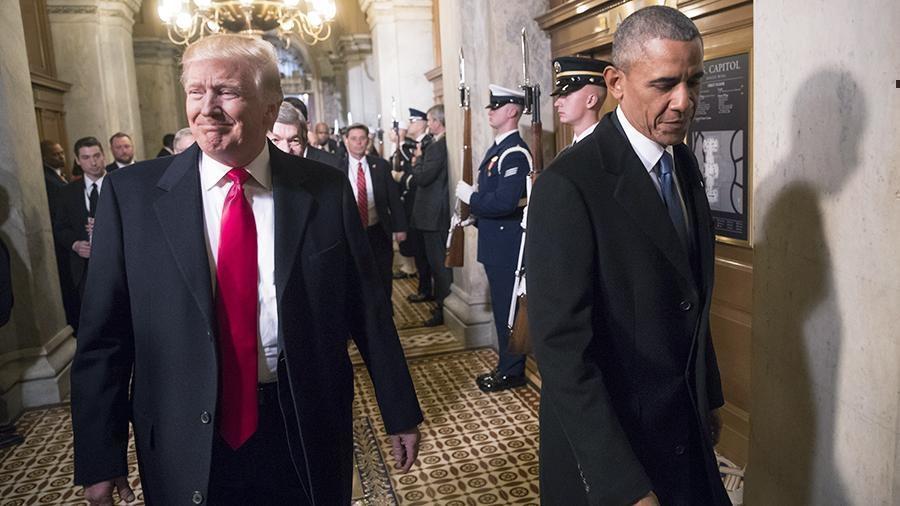 Трамп обвинил Обаму в слабости перед РФ 1