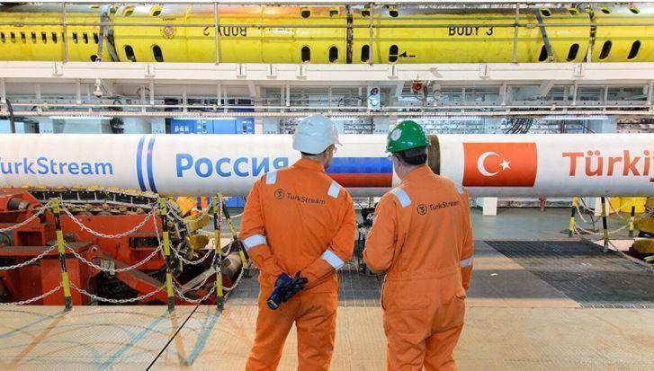 Экономист назвал провальным план США вытеснить российский газ из Турции 1