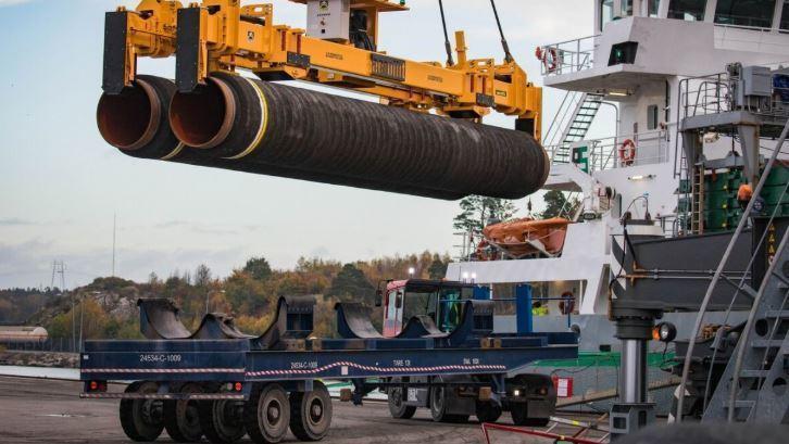 Bloomberg рассказал, как «Северный поток — 2» снова заставил НАТО нервничать thumbnail