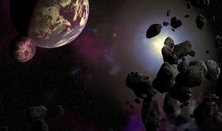 Ученые предложили бороться с глобальным потеплением с помощью космической пыли 1
