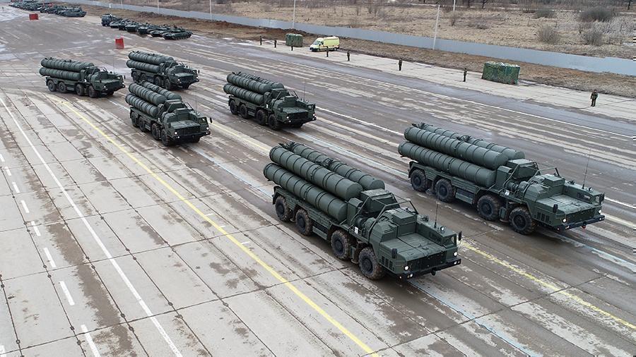 Российские С-500 смогут работать против гиперзвукового оружия в космосе thumbnail