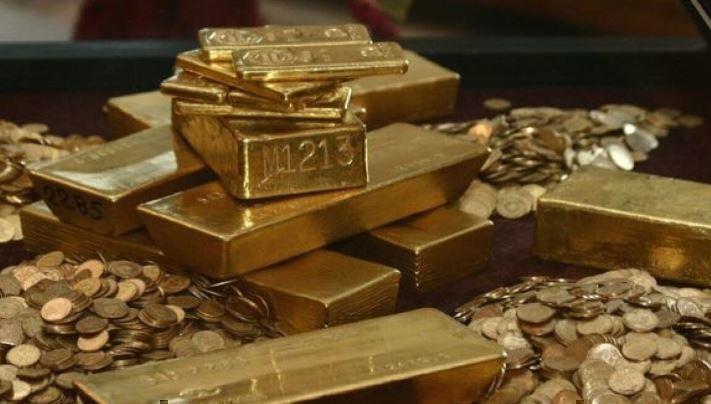 Часть слитков из золотого запаса Китая оказалась фальшивкой thumbnail