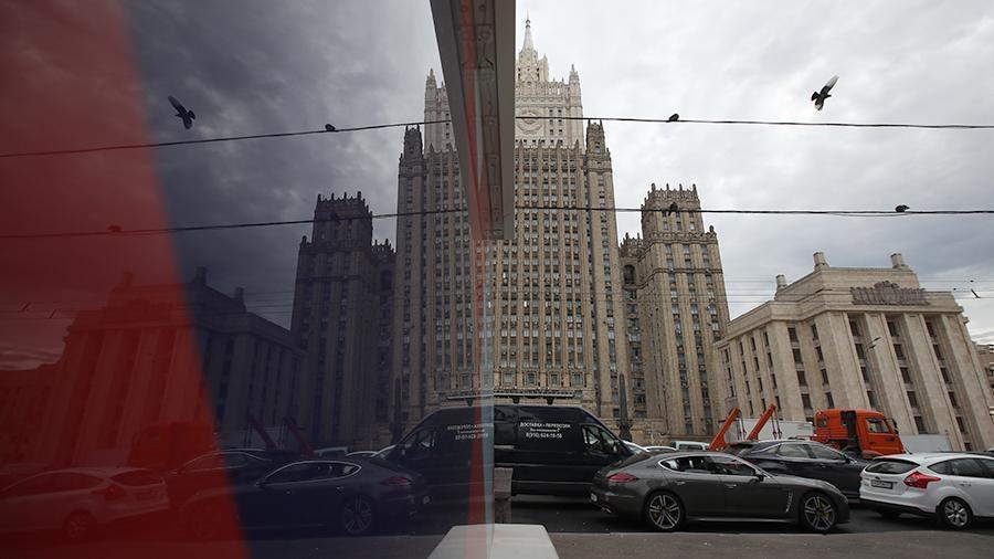 В МИД России рассказали о связи разведки США с международным наркотрафиком 1