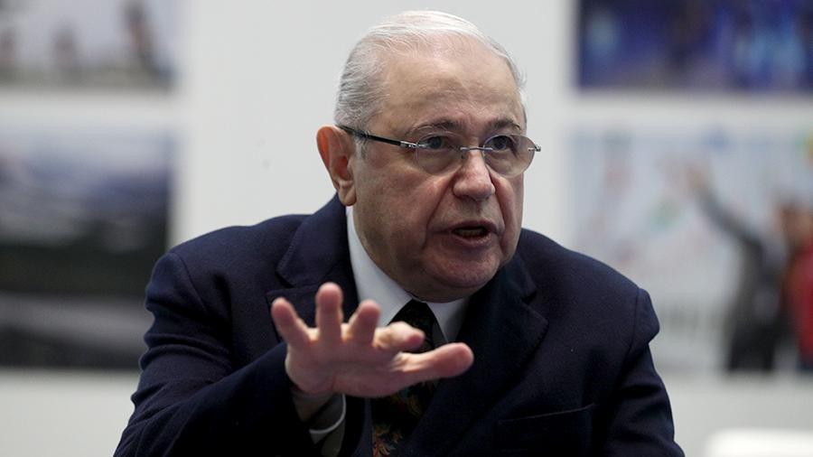 Петросян подал заявление в прокуратуру на сатирика Коклюшкина за оскорбление Брухуновой 1