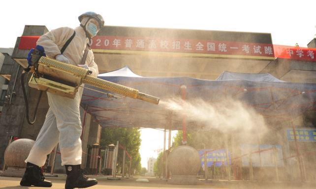 Китай ни при чём: британский учёный заподозрил, что коронавирус был всегда 1