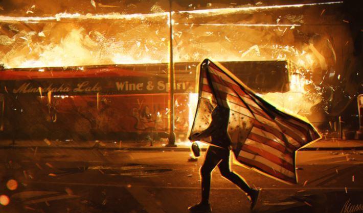 Немецкие СМИ заявили, что вымирание среднего класса в США грозит стране катастрофой 1