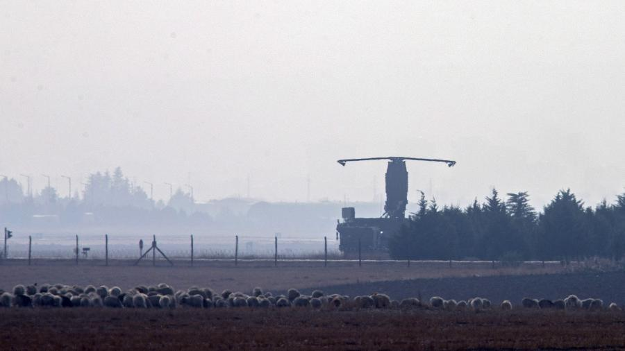 Турция приступила к испытаниям ЗРК С-400 на американских истребителях 1