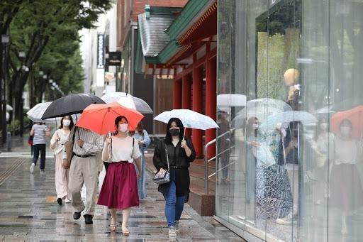 Токио обновил рекорд по приросту новых случаев заражения коронавирусом 1