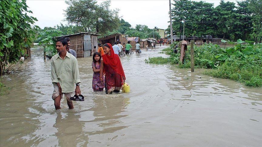 Число жертв наводнений и оползней в Непале достигло 23 1