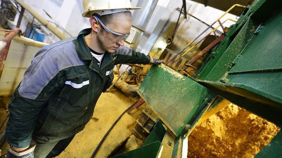 Доход России от экспорта золота впервые превысил выручку от продажи газа 1