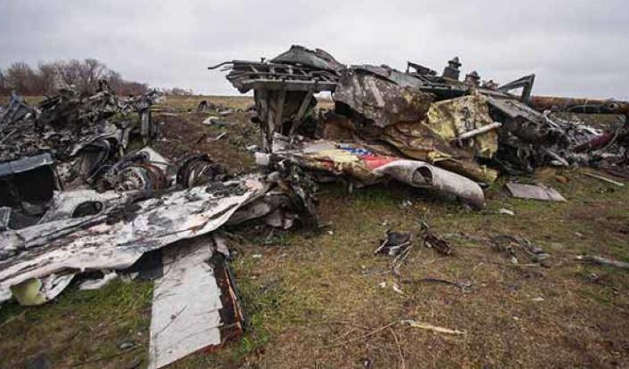 Свидетель крушения MH17, видевший военные самолеты, готов дать показания в суде 1