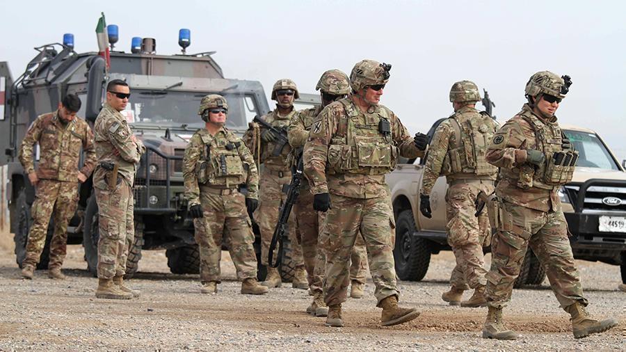 Пентагон подтвердил уход американских военнослужащих с пяти баз в Афганистане 1