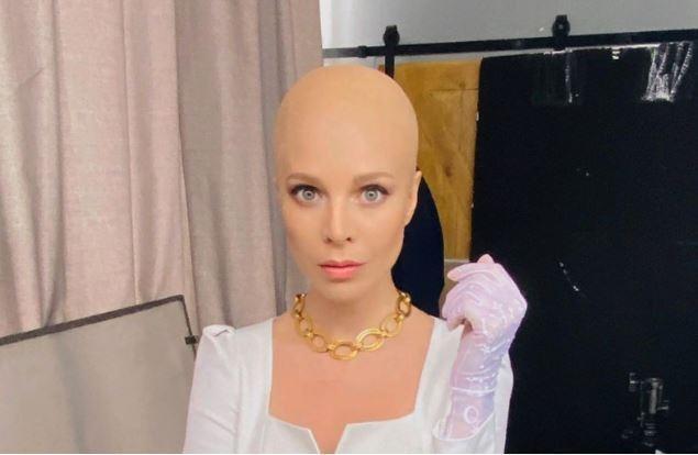 Наталья Подольская шокировала поклонников лысой головой 1