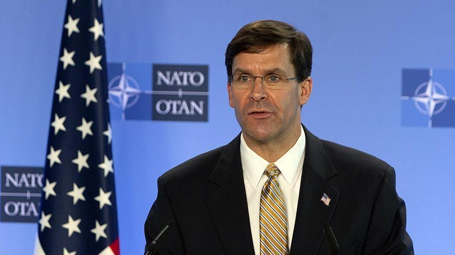 Глава Пентагона призвал укреплять НАТО для сдерживания РФ и Китая 1