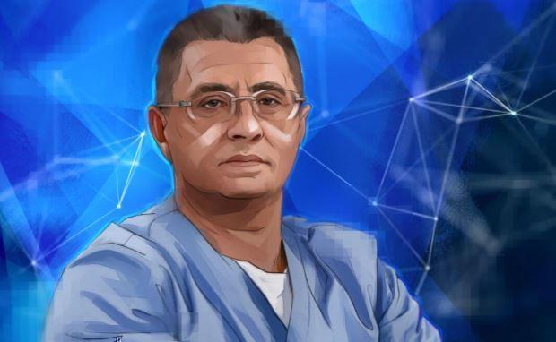 Доктор Мясников назвал перспективное лекарство от COVID-19 1