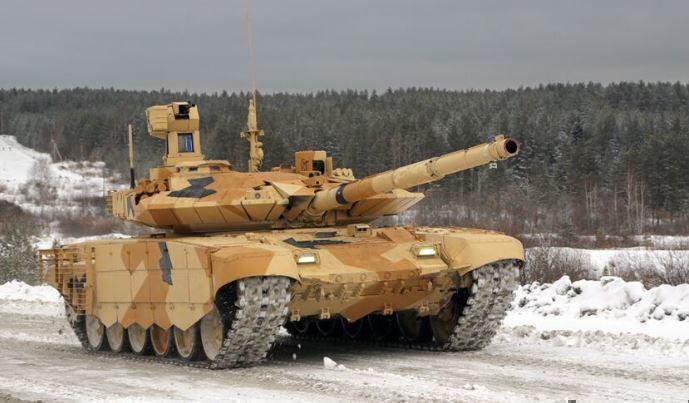 The National Interest назвал пятерку самых опасных сухопутных вооружений России 1