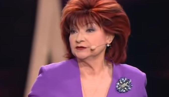 Степаненко рассказала о своей первой реакции на развод 1