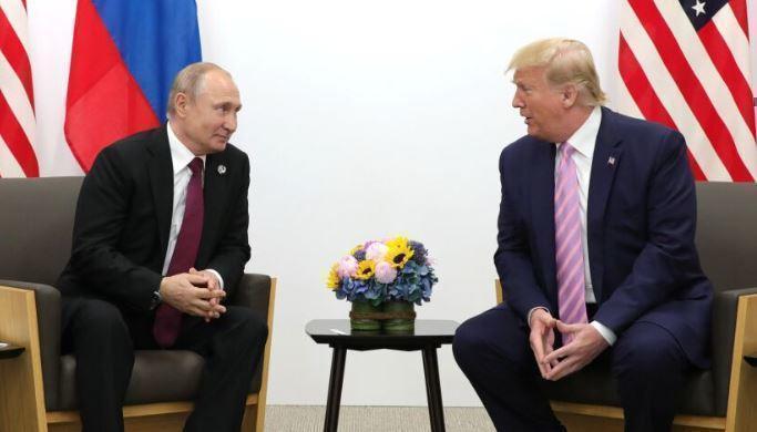 В США нашли 37 признаков неравнодушного отношения Трампа к России 1
