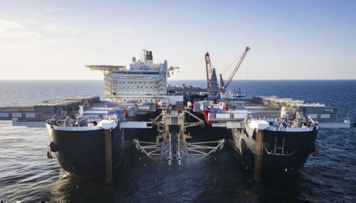 Дания разрешила «Газпрому» достроить «Северный поток — 2» 1