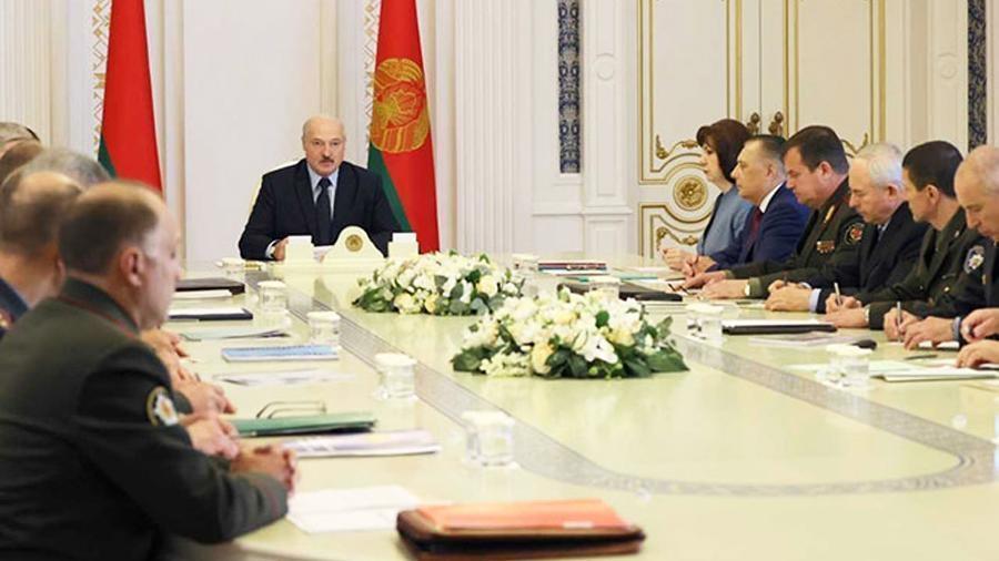 Лукашенко заявил о наличии американских паспортов у задержанных в Белоруссии 1