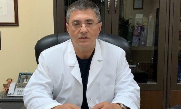 Доктор Мясников озвучил два сценария развития пандемии 1
