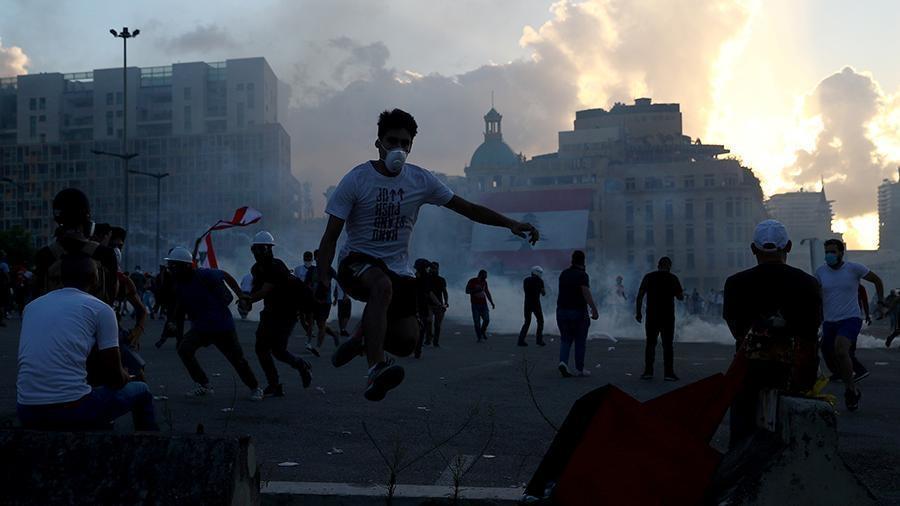 Психолог МЧС России рассказала о работе в Бейруте 1