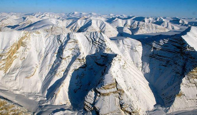 CNN: в канадской Арктике две ледяные шапки исчезли даже быстрее, чем ожидалось 1