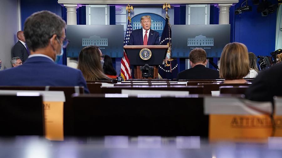Трамп заявил о желании пригласить Путина на ближайший саммит Большой семерки 1