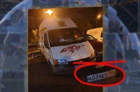 Белорусские силовики приняли машину съемочной группы за склад террористов 1