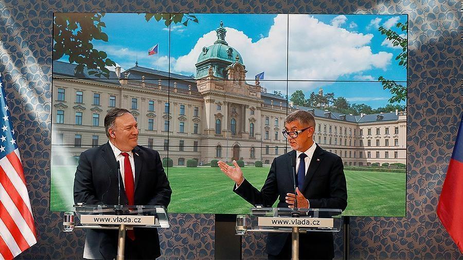 Премьер Чехии призвал Евросоюз отреагировать на события в Белоруссии 1