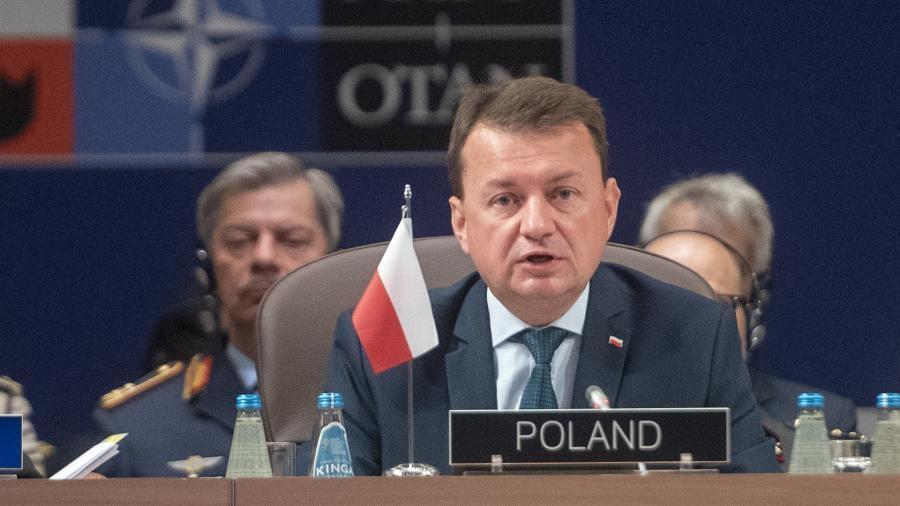 В Польше призвали НАТО не вмешиваться в ситуацию в Белоруссии 1