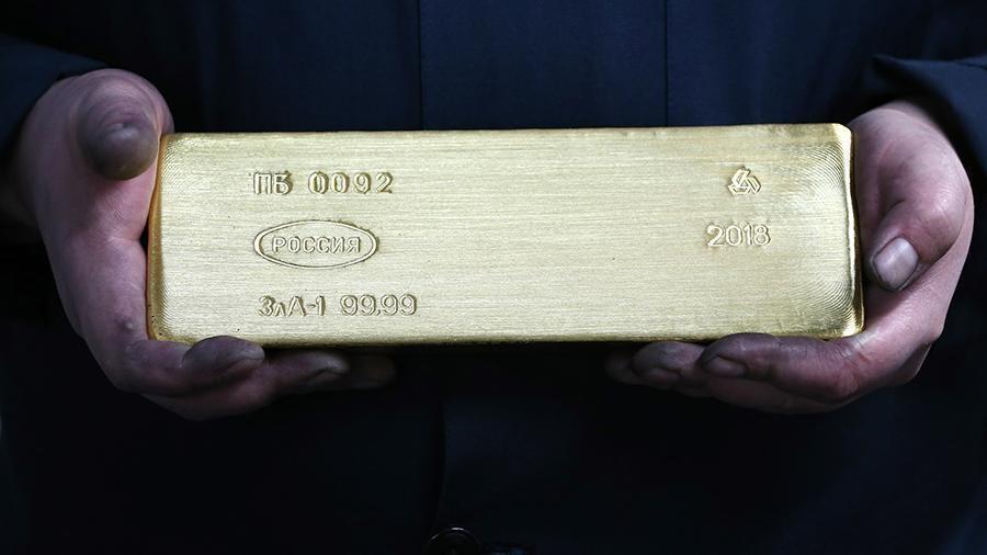 Золотовалютные резервы РФ впервые в истории превысили $600 млрд 1