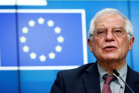 Евросоюз начал работу над санкциями против Белоруссии 1