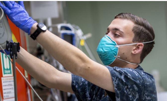 Американские ученые придумали необычный способ дезинфекции масок 1