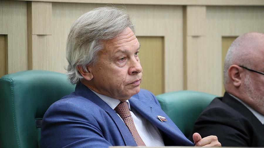 Пушков оценил возможность вхождения Белоруссии в состав РФ 1