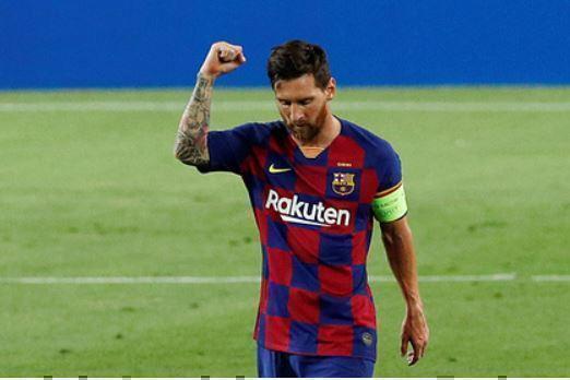 Стало известно о согласии «Барселоны» расстаться с Месси 1