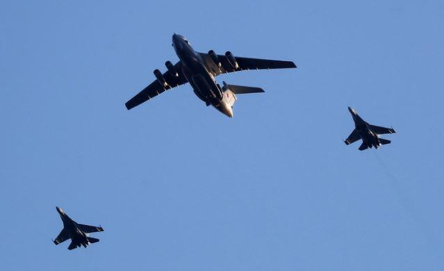 CNN: ВВС США обвинили российских лётчиков в «непрофессионализме» 1