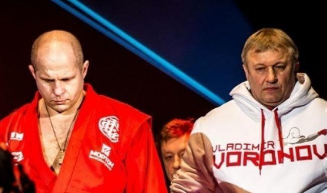 Умер тренер бойца Емельяненко 1
